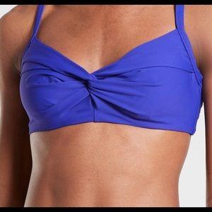 Blue Swim Top